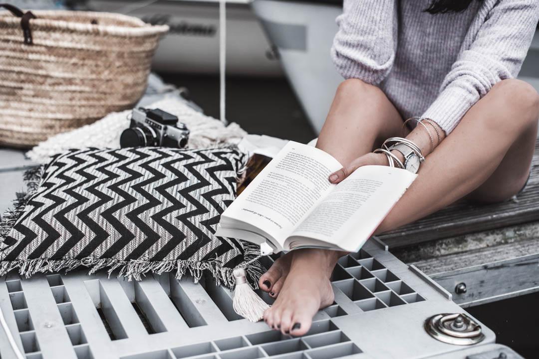 Sommerlektüre Wenn's einfach wär, würd's ja jeder machen Julies Dresscode Fashion und Lifestyle Blog