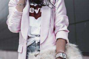 Casual Outfit mit elegantem Blazer - so funktioniert Downdressing Julies Dresscode Fashion & Lifestyle Blog