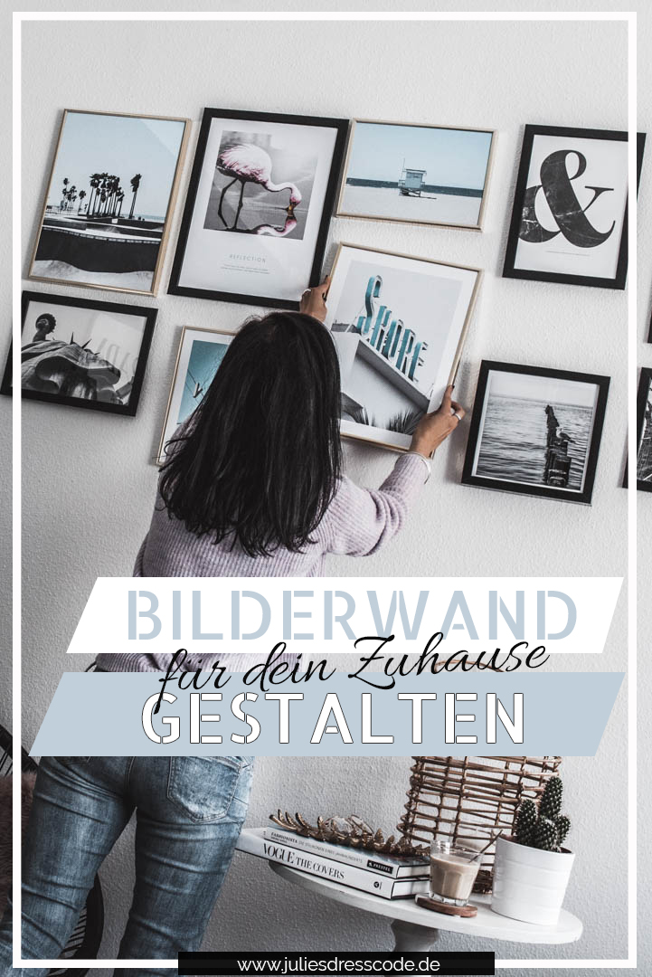 Bilderwand gestalten mit Desenio Studio-Kollektion Coast to Coast Julies Dresscode Fashion & Lifestyle Blog