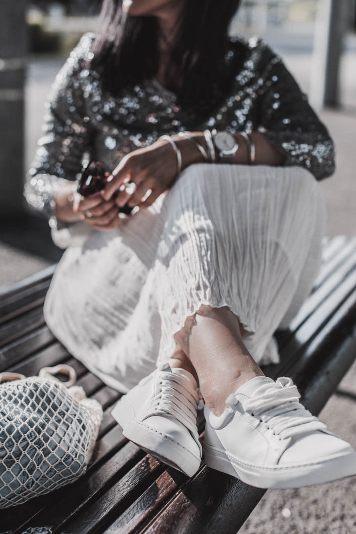 Polka Dots, Fransen & Clear Bags - Das sind die Sommer Must-Haves Julies Dresscode Fashion & Lifestyle Blog