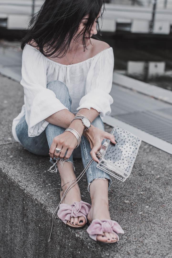 Einfaches Sommeroutfit - so gelingt es immer Julies Dresscode Fashion & Lifestyle Blog