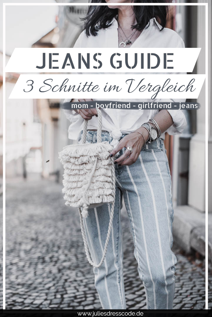 Mom, Boyfriend & Girlfriend-Jeans - was ist was? Julies Dresscode Fashion & Lifestyle Blog