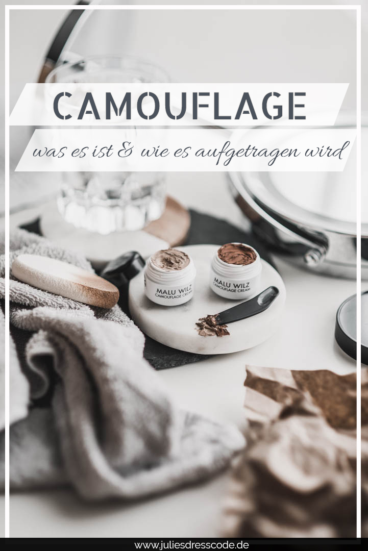 Getestet - Das Camouflage Make Up von Malu Wilz Julies Dresscode Fashion & Lifestyle Blog