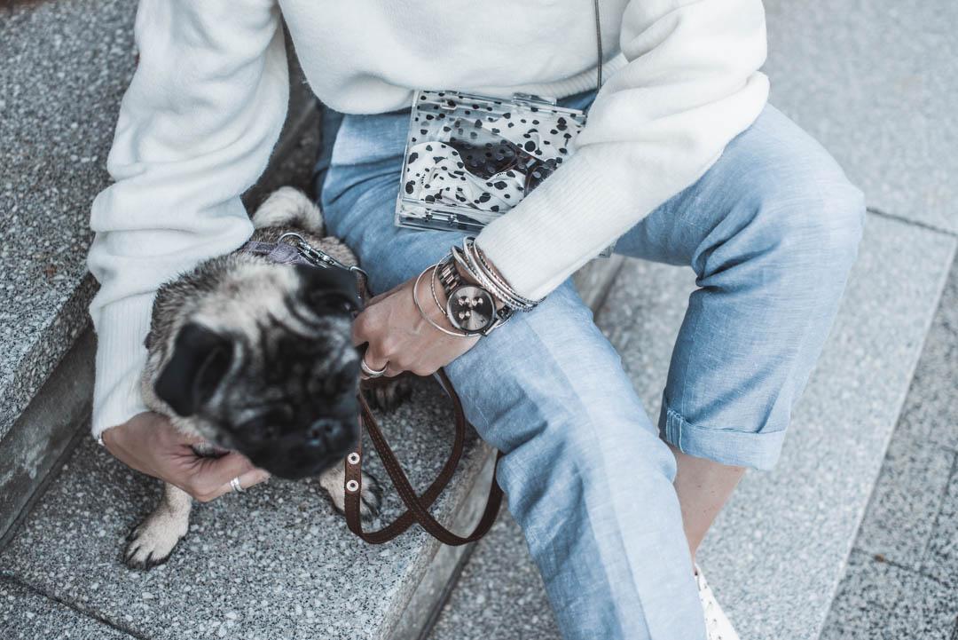 Helle Herbstfarben - so tragen wir jetzt Pastelltöne - Julies Dresscode