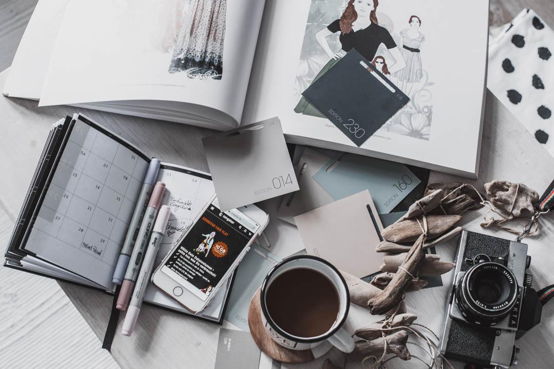 Kreativ und flexibel - so passt congstar zu dir - Julies Dresscode