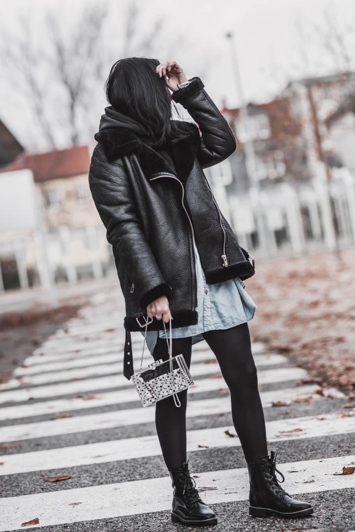 Outfitidee : So tragen wir unsere Sommerkleider auch im Winter Julies Dresscode Fashion & Lifestyle Blog