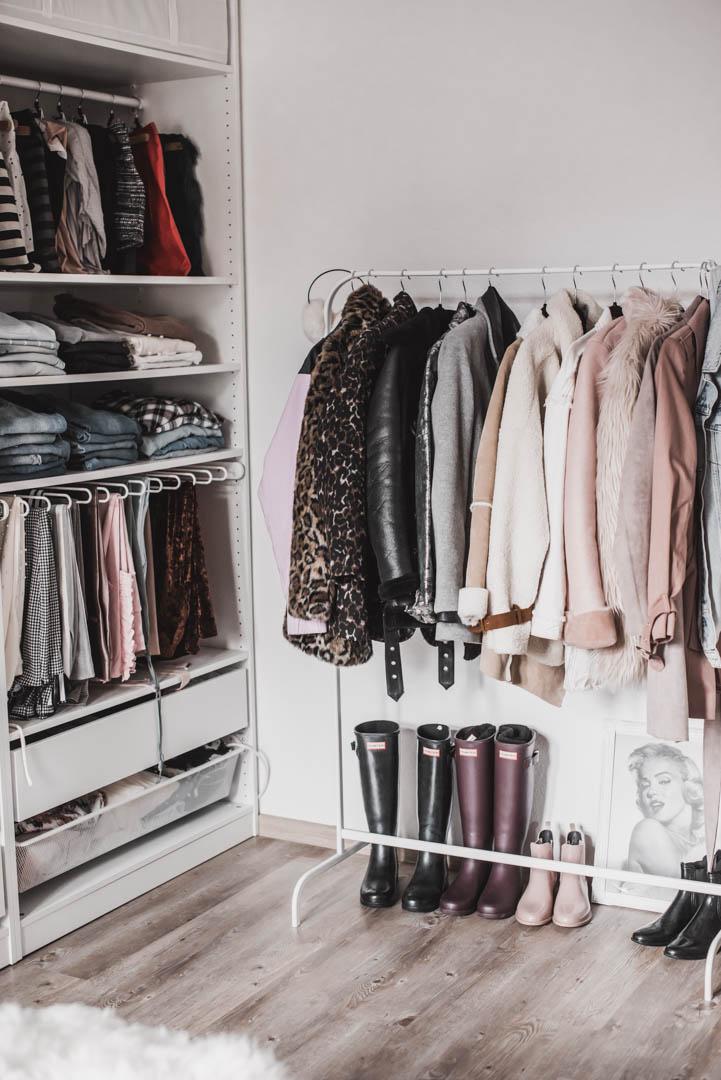 Einen Begehbaren Kleiderschrank Planen So Habe Ich Mein