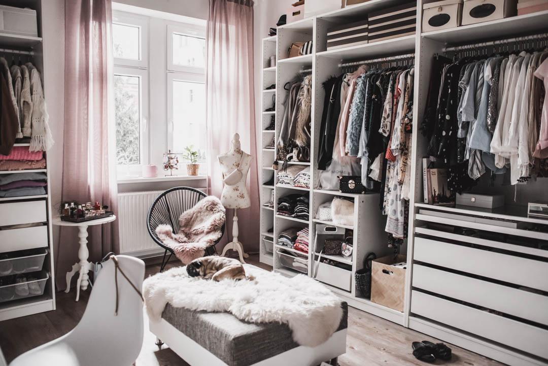 Einen begehbaren Kleiderschrank planen : so habe ich mein ...