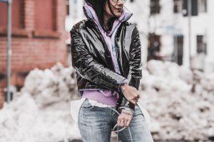 Glänzende Looks - so tragen wir den Lackleder Trend Julies Dresscode Fashion & Lifestyle Blog