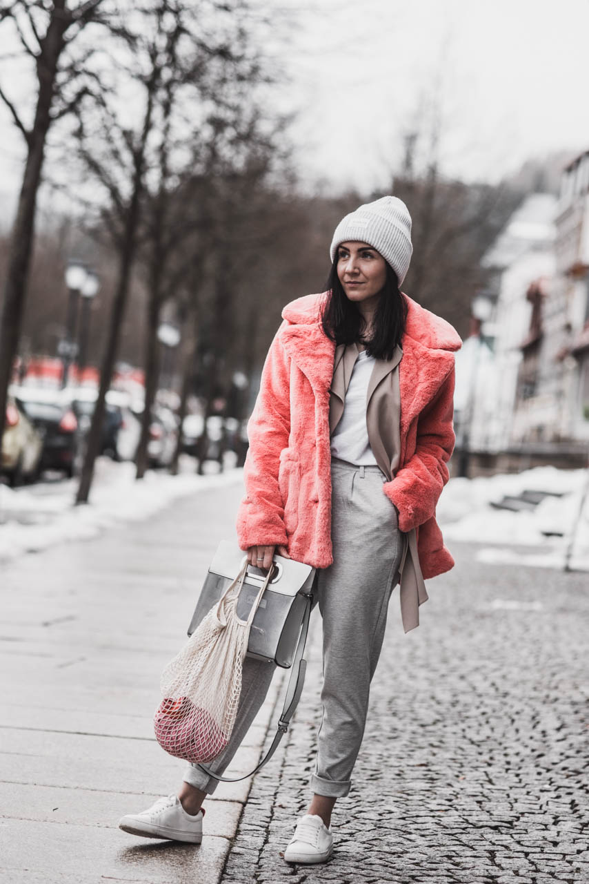 So tragen wir die Trendfarbe Living Coral Julies Dresscode Fashion & Lifestyle Blog