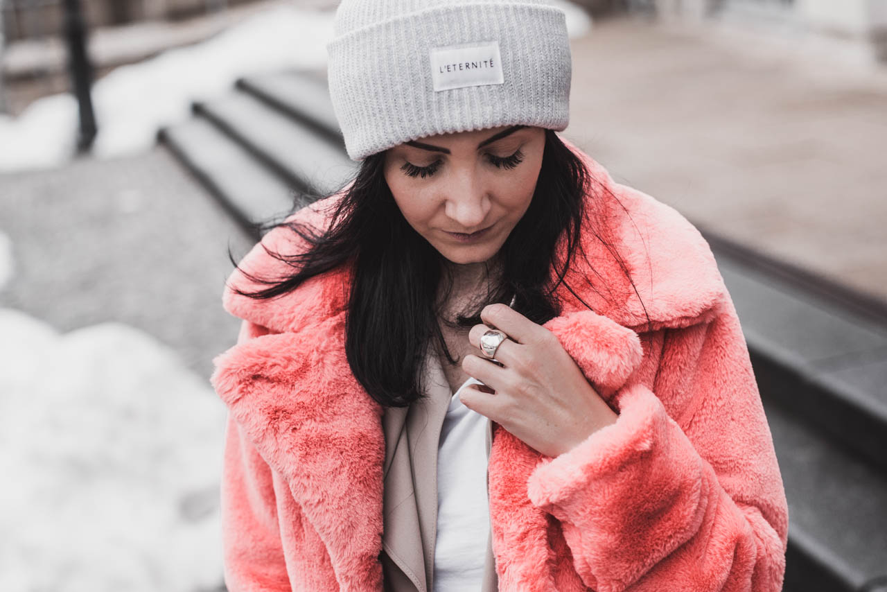 So tragen wir die Trendfarbe Living Coral Julies Dresscode Fashion & Lifestyle Blog