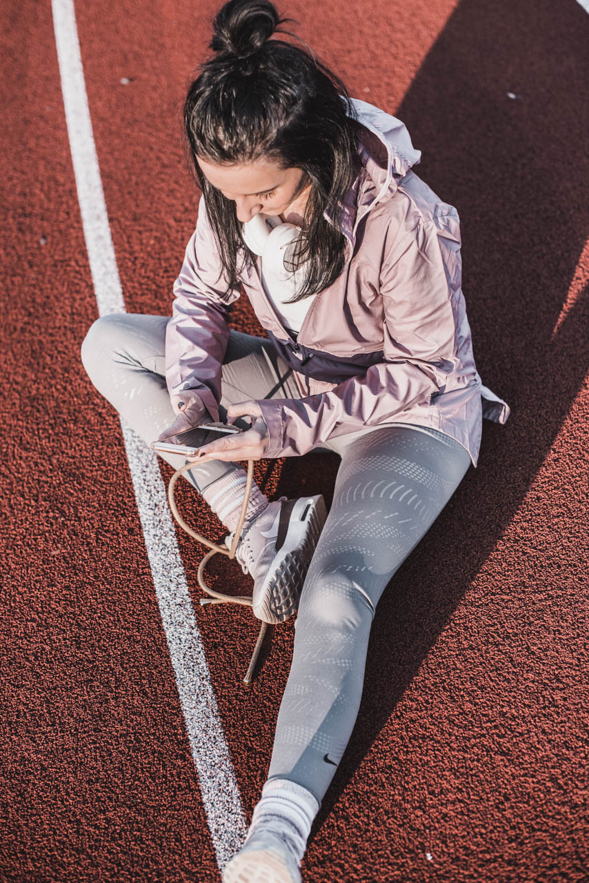 So motivieren wir uns modisch zum Lauftraining Julies Dresscode Fashion und Lifestyle Blog