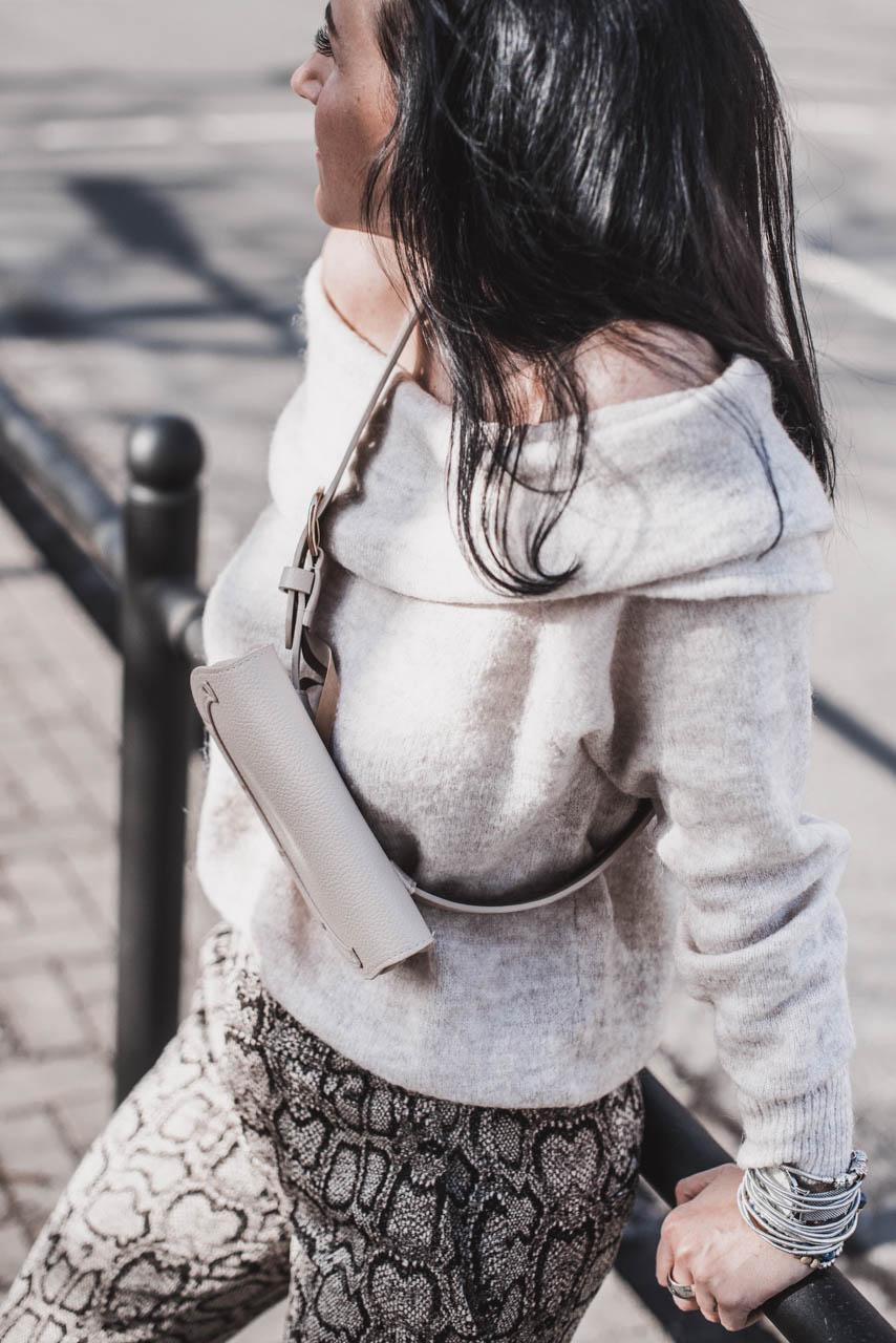 Schlangenprint kombinieren - so einfach gelingt der Look Julies Dresscode Fashion & Lifestyle Blog