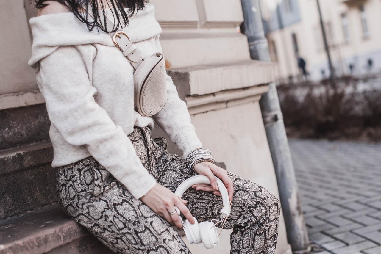 Snake Print kombinieren - so einfach gelingt der Look Julies Dresscode Fashion & Lifestyle Blog
