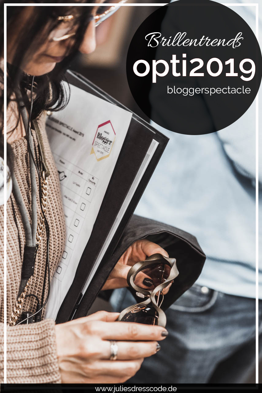 Opti 2019 Messe für Optik & Design in München Julies Dresscode Fashion & Lifestyle Blog
