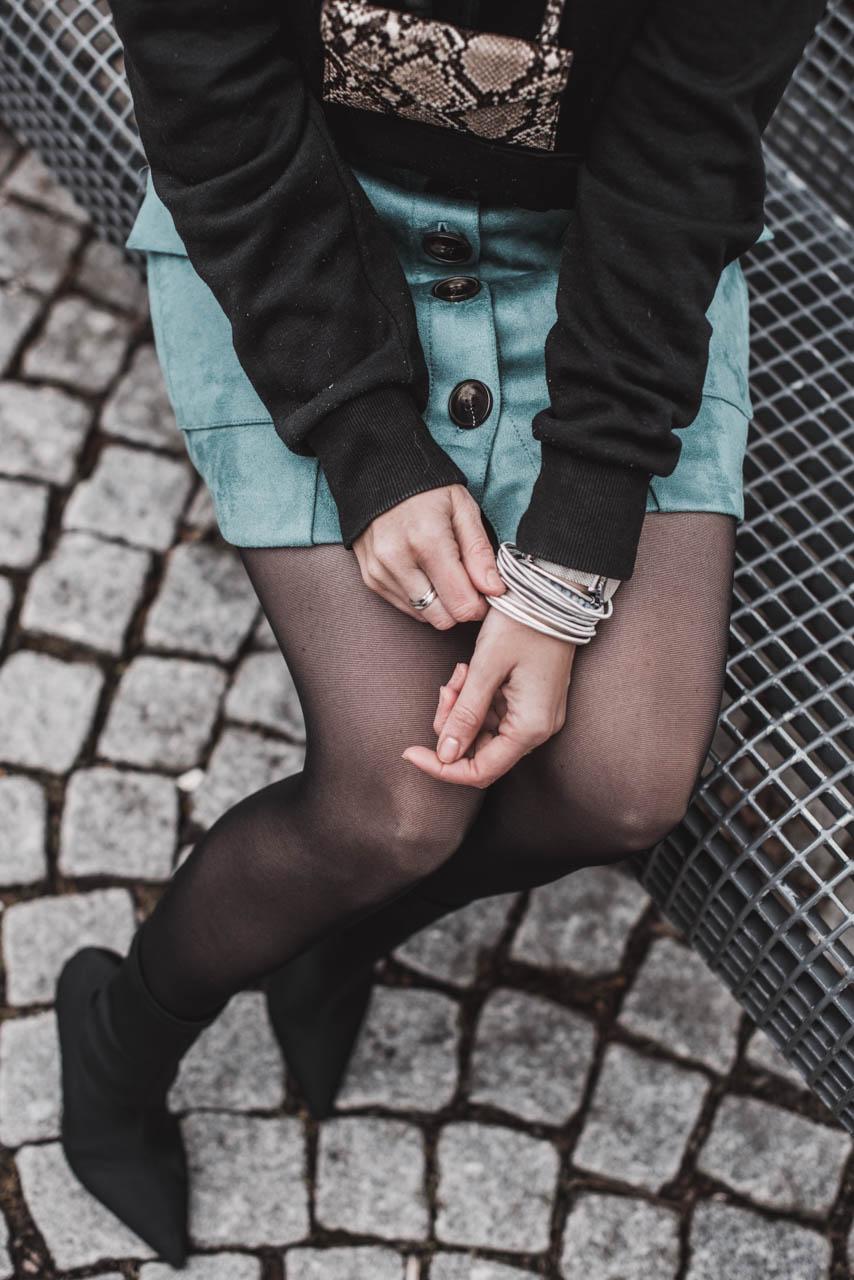 Die perfekte Strumpfhose - mach den Test mit Calzedonia Juliesdresscode Fashion & Lifestyle Blog