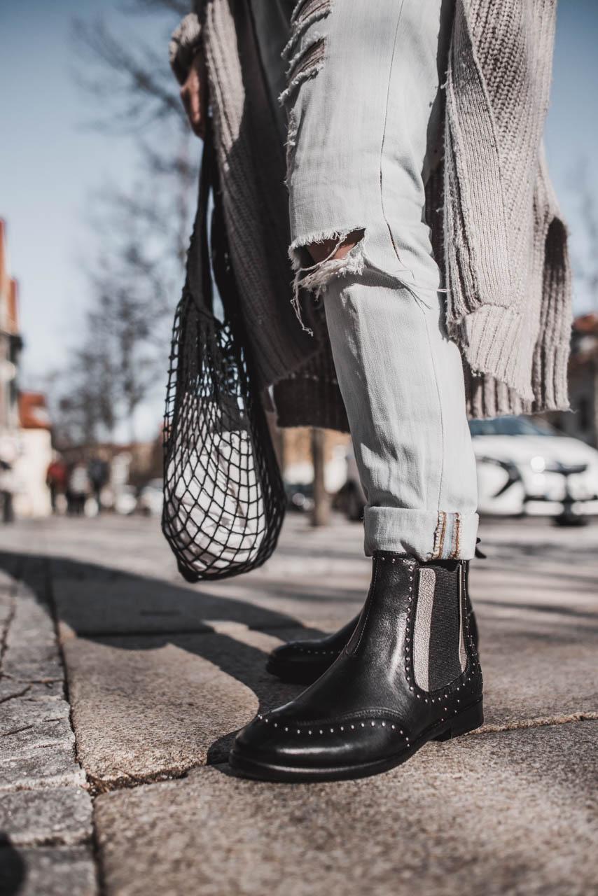 Boots Dresscode Schuhklassiker Im Julies Chelsea Der Frühling OnwP0k