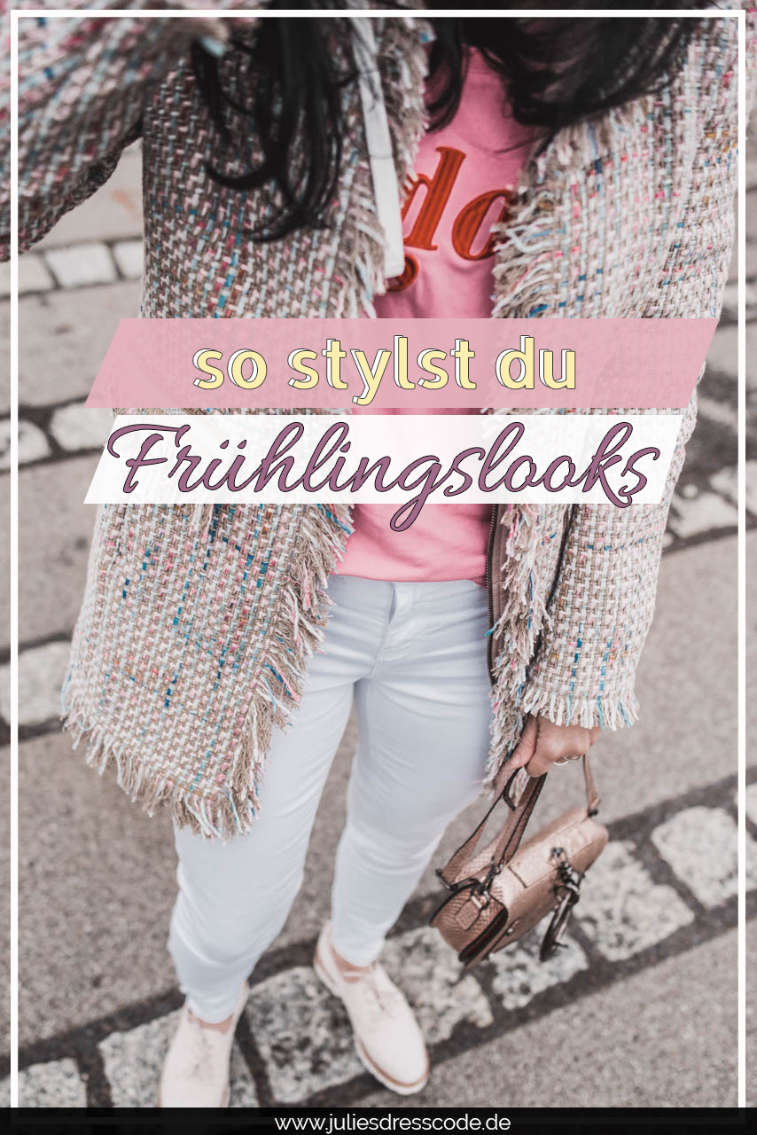 Frühlingslooks stylen mit Peter Hahn Julies Dresscode Fashion & Lifestyle Blog