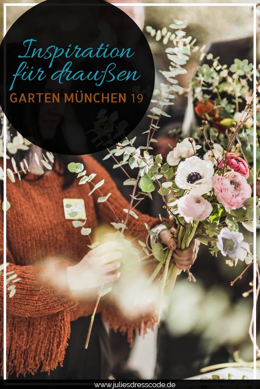Inspiration für draußen : Die Garten München 2019 Julies Dresscode Fashion & Lifestyle Blog