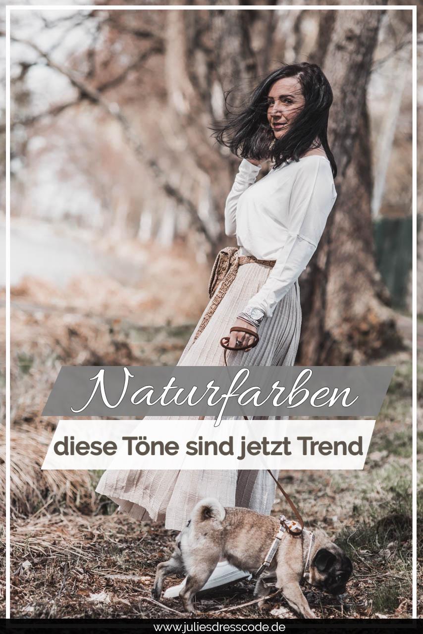 Naturtöne sind Trend- Feel Nature mit PETER HAHN Julies Dresscode Fashion & Lifestyle Blog