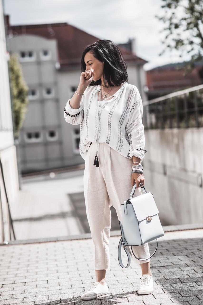 Leicht bekleidet: Das sind die besten Stoffe für den Sommer Julies Dresscode Fashion & Lifestyle Blog