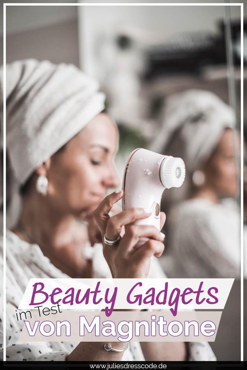 Daily Routine: meine Beauty Gadgets von Magnitone Juliesdresscode Fashion & Lifestyle Blog