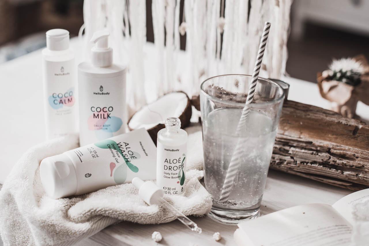 Natural & Glamorous : das sind die Produkte von HelloBody - Julies Dresscode