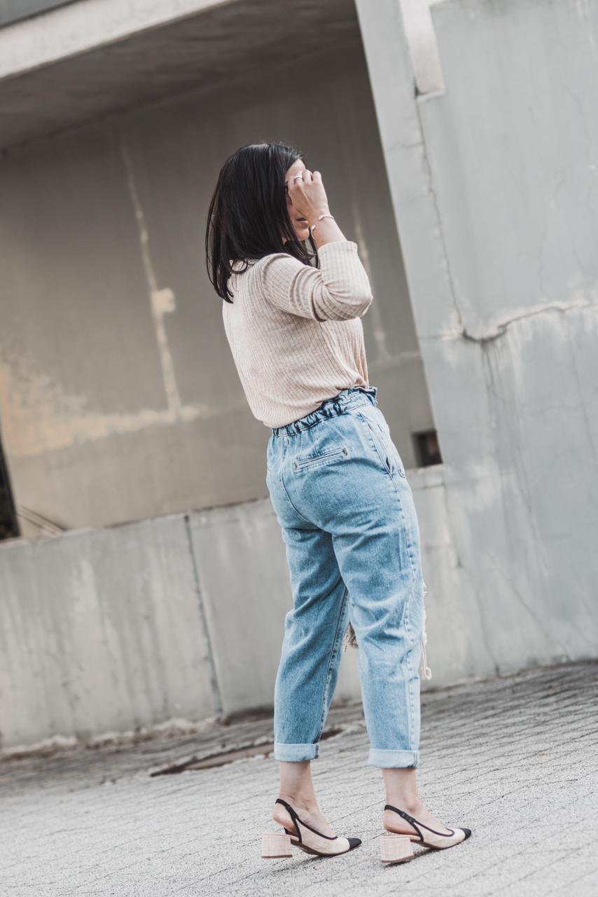 Jeans Trends 2019 - Diese Jeansstyles lieben wir jetzt Julies Dresscode Fashion & Lifestyle Blog