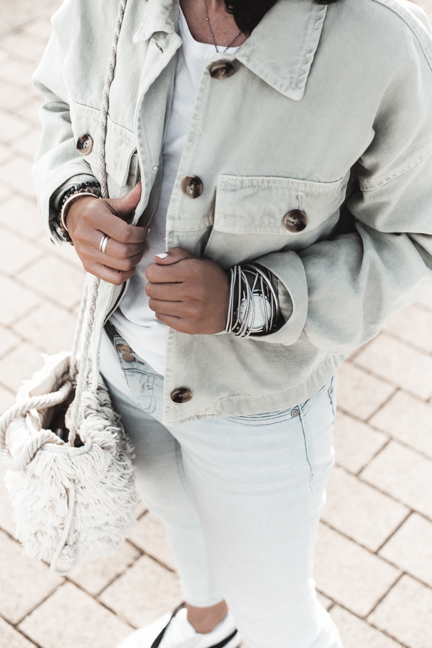Denim Look in Pastellfarben Julies Dresscode Fashion & Lifestyle Blog