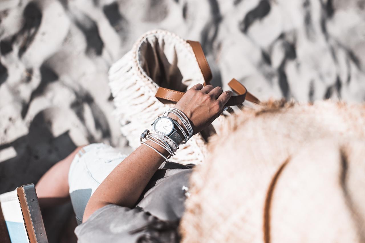 Packen für den Urlaub : das sind die Must-Haves für einen Strandtag Julies Dresscode Fashion & Lifestyle Blog