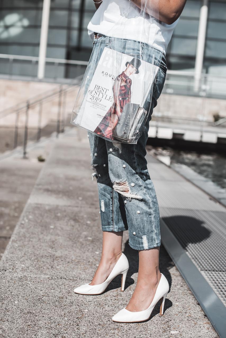 Back to basics - so gut ist ein Outfit aus Basics Fashion & Lifestyle Blog