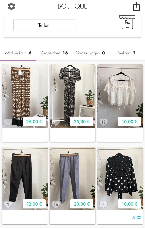 Second Hand Kleidung: warum wir Trends auch gebraucht kaufen können Julies Dresscode Fashion & Lifestyle Blog