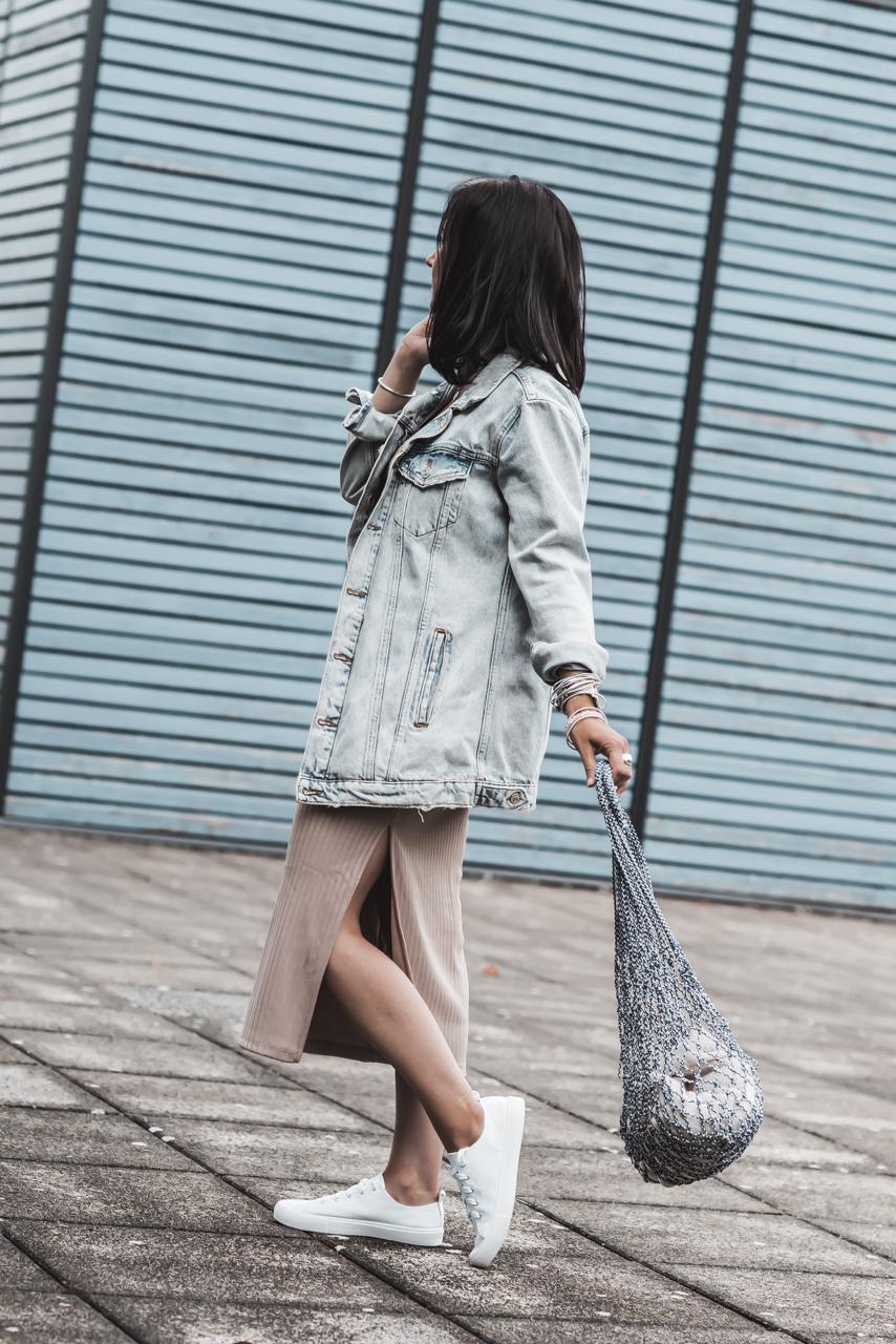 Midikleid im Herbst : so trage ich Kleider in der Übergangszeit Julies Dresscode Fashion & Lifestyle Blog