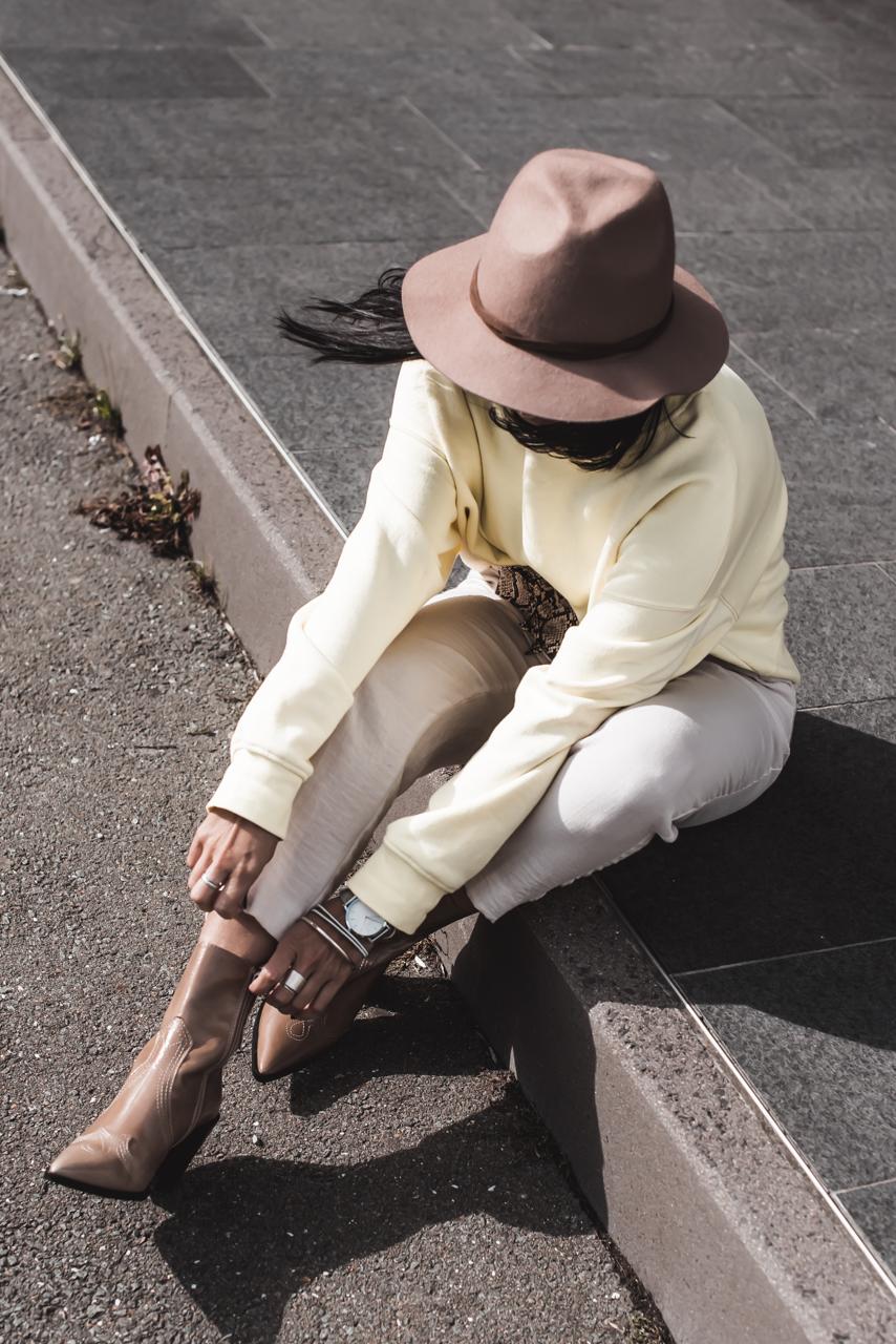Diese Schuhe tragen wir im Herbst : die neuen Chelsea Boots Julies Dresscode Fashion & Lifestyle Blog