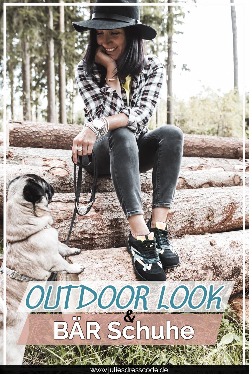 Frei sein : Outdoor Look mit BÄR Schuhen Julies Dresscode Fashion & Lifestyle Blog