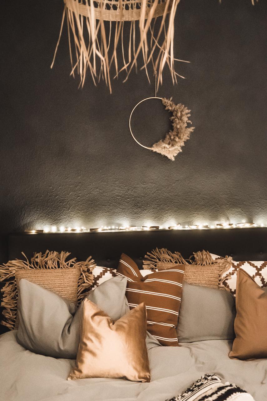 Neues Bett und Deko im Schlafzimmer Julies Dresscode Fashion & Lifestyle Blog