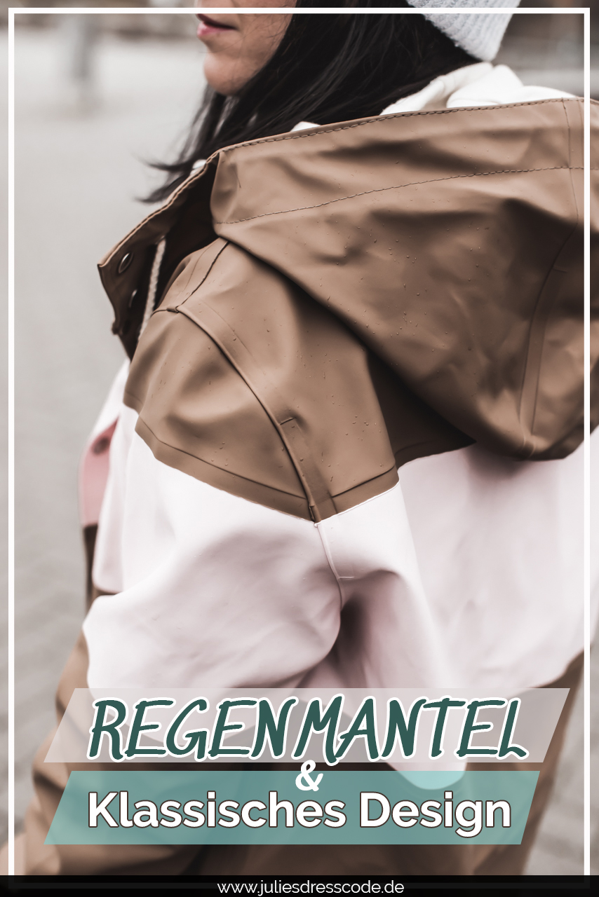 Regenmantel von Stutterheim & Black Friday Deal Julies Dresscode Fashion & Lifestyle Blog