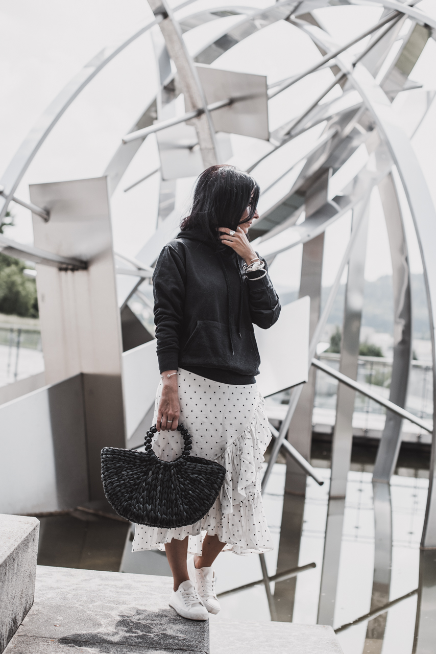 Polka Dots stylen - so funktioniert's Julies Dresscode Fashion & Lifestyle Blog