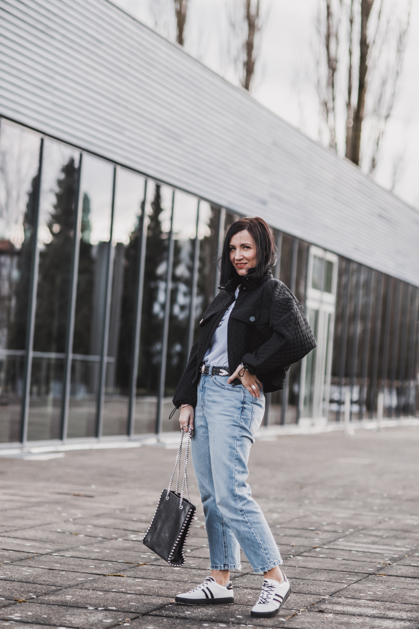 Quilted Jacket - der Trend unter den Übergangsjacken Julies Dresscode Fashion & Lifestyle Blog