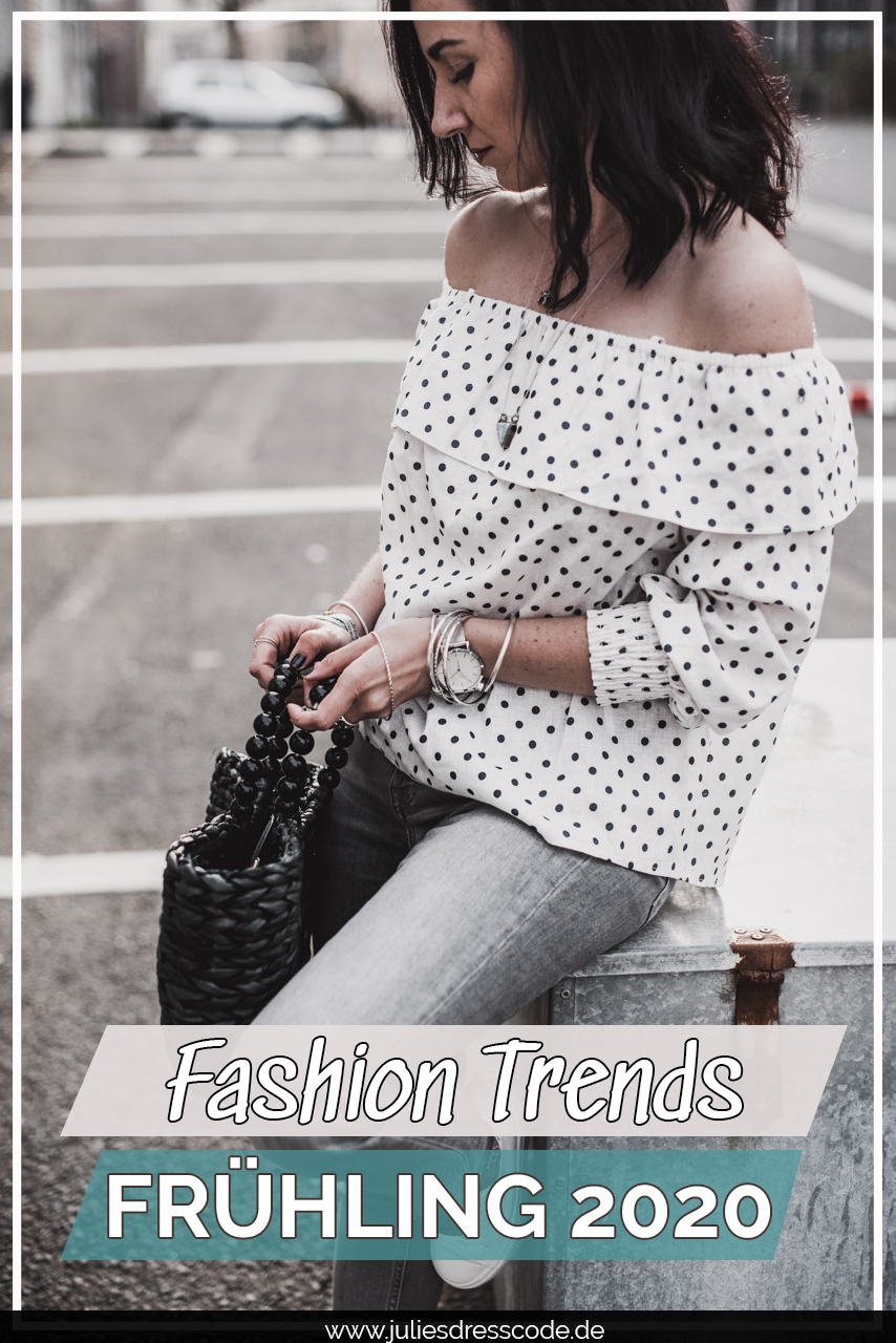 Trend Watch: Das sind die Frühlingstrends 2020 Julies Dresscode Fashion & Lifestyle Blog