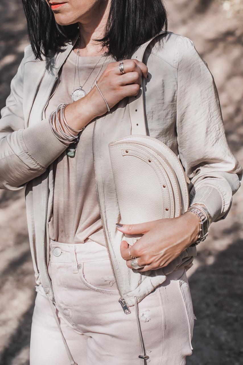 Neutrale Farben kombinieren - Pudertöne & Co. Julies Dresscode Fashion & Lifestyle Blog