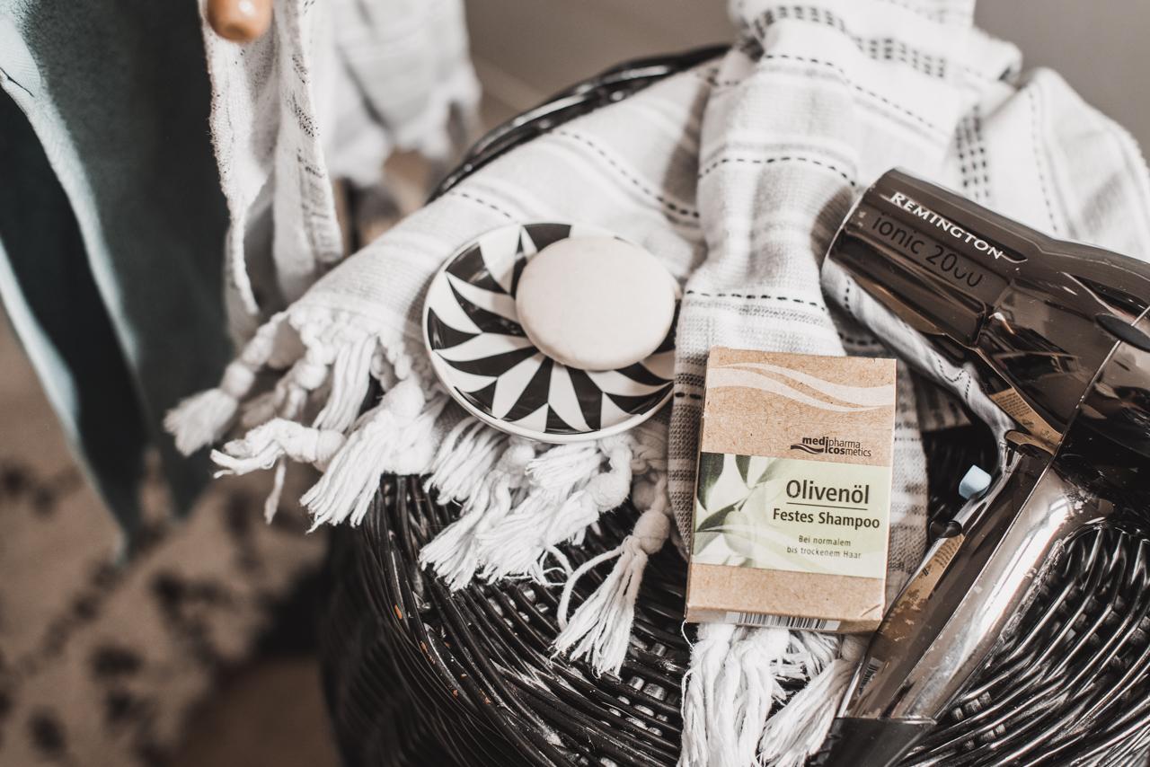 Festes Shampoo & mehr Nachhaltigkeit im Badezimmer Julies Dresscode Fashion Lifestyle Blog