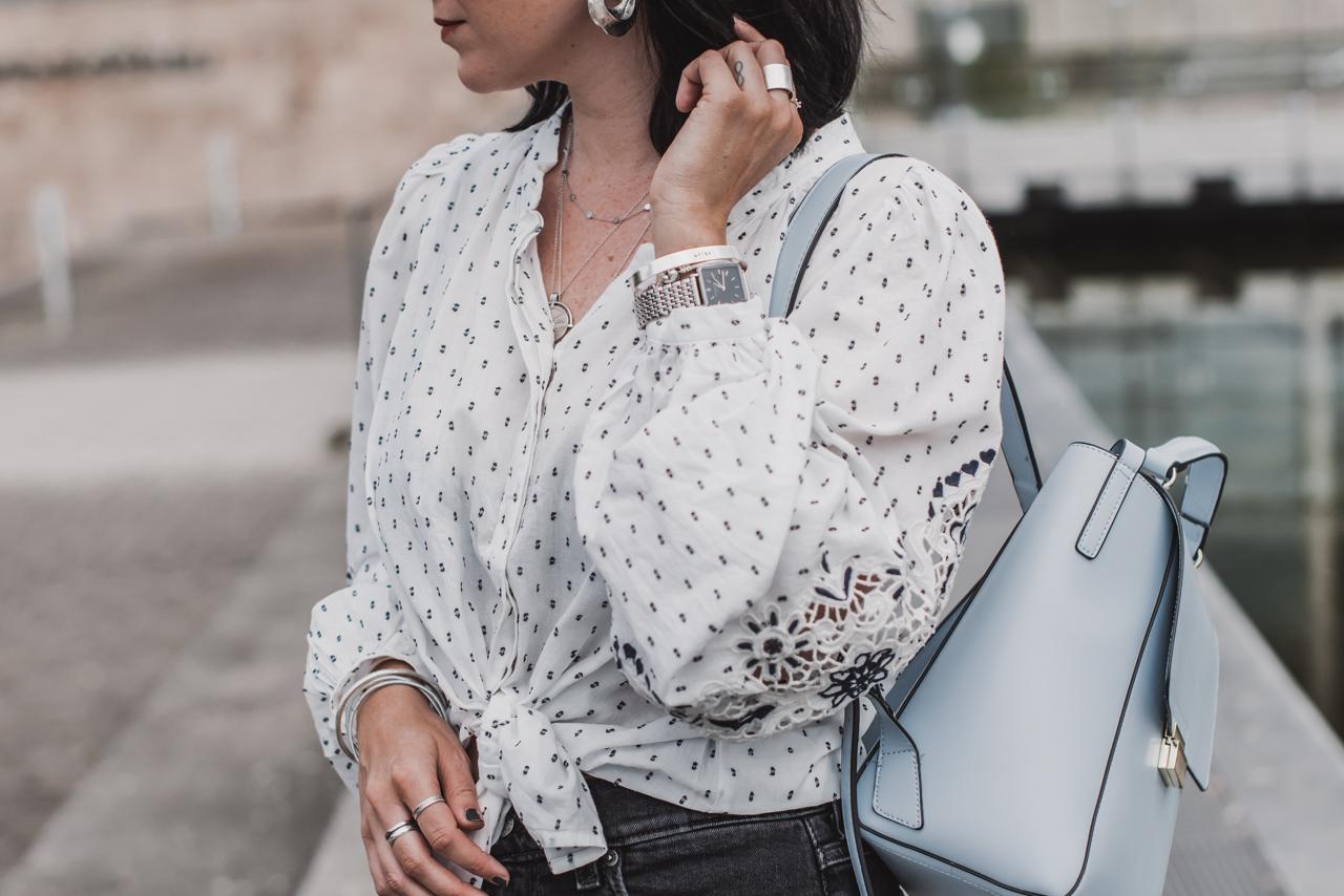Die schönsten Sommerblusen für jeden Tag Julies Dresscode Fashion & Lifestyle Blog