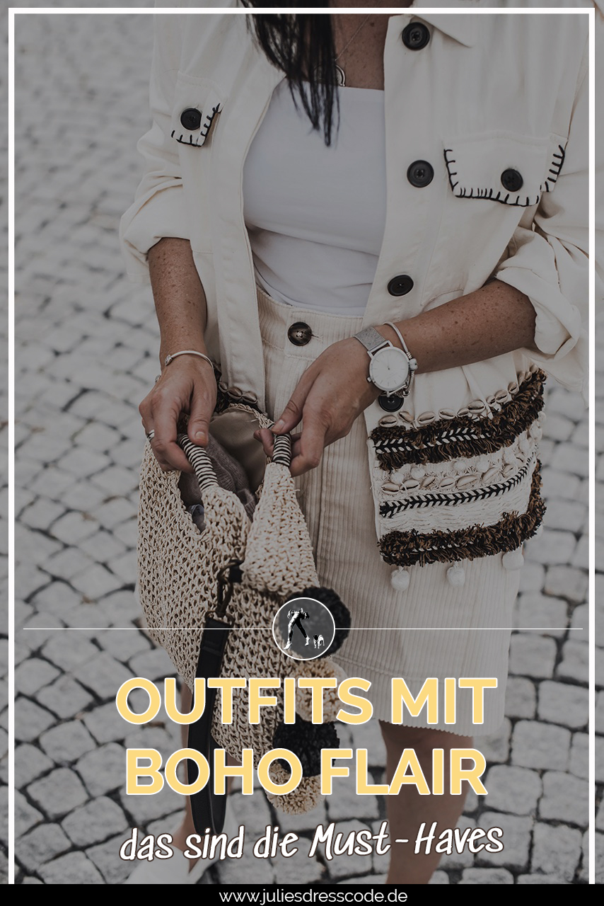 So gelingen Outfits mit Boho Flair Julies Dresscode Fashion & Lifestyle Blog