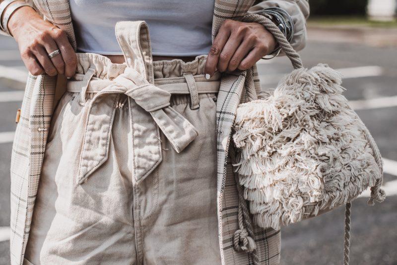 Trend watch : Paperbag Hosen