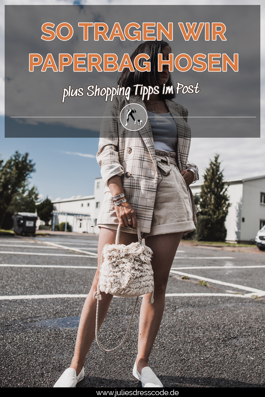 Trend watch : Paperbag Hosen Julies Dresscode Fashion & Lifestyle Blog
