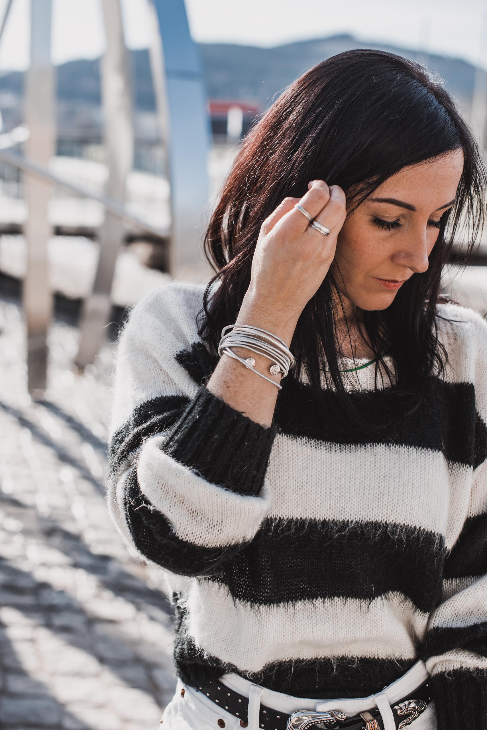 Yin & Yang : So kombinieren wir Schwarz und Weiß Julies Dresscode Fashion & Lifestyle Blog