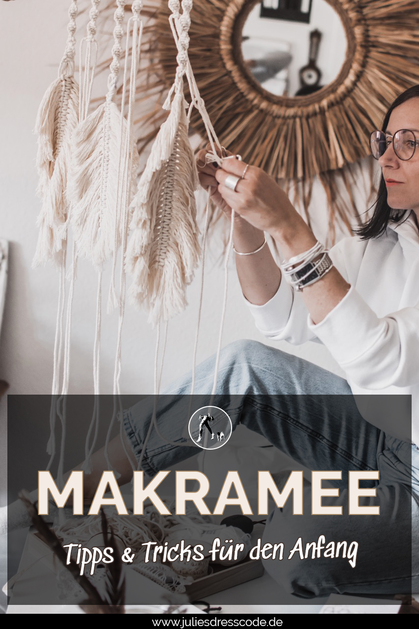 Makramee Tipps Julies Dresscode Fashion & Lifestyle Blog